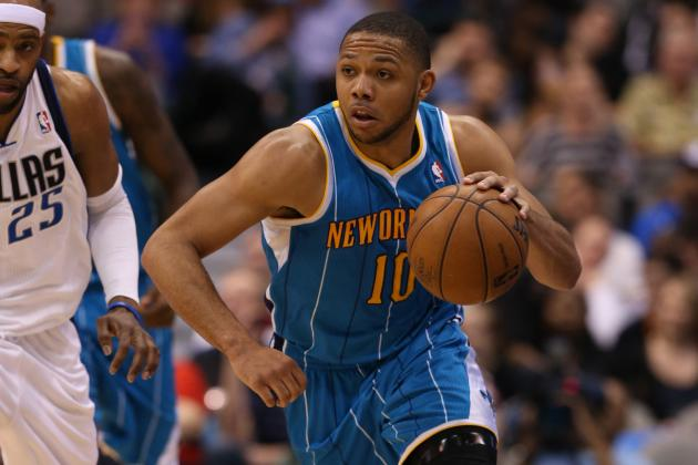 Odds Long That New Orleans Pelicans Can Trade Eric Gordon at This Point