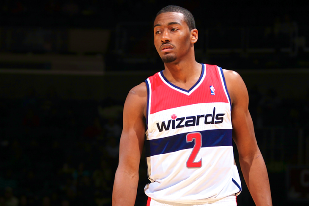 Columnist Questions Wizards Committing to John Wall Because of His Tattoos