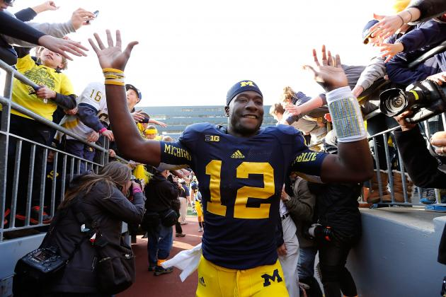 Michigan QB Devin Gardner Says Wolverines Will Beat Ohio State This Year