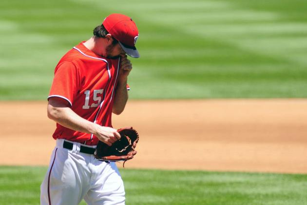 Taylor Jordan Likely to Replace Injured Dan Haren in Nationals'rotation