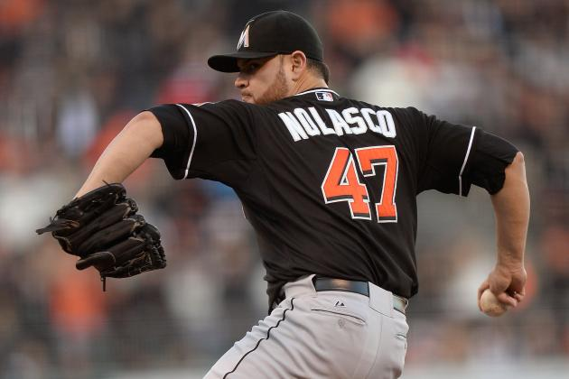 Giants Ahead in 'Bidding War' for Ricky Nolasco