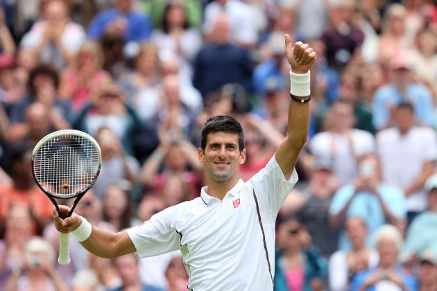 Wimbledon Results 2013: Day 2 Scores, Highlights and Recap