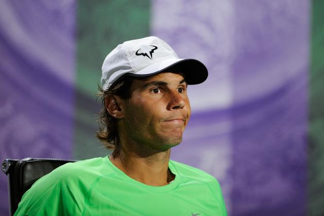 Rafael Nadal Eliminated from Wimbledon, What It Means for Tourney