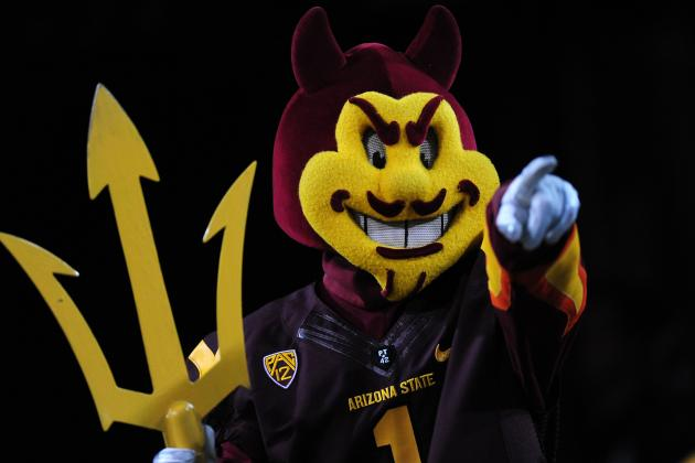 Arizona State Could be the Pac-12 South Division's Fly in the Ointment