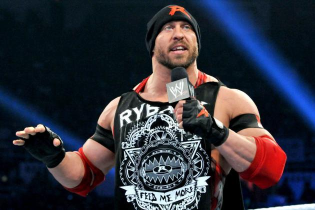Ryback is Slowly but Surely Becoming a Better Talker in WWE