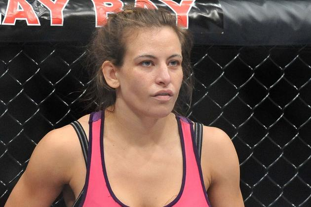 Miesha Tate Goes Nude for ESPN The Magazine's 'Body Issue'
