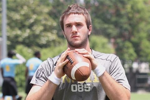 4-Star 2015 QB Ty Storey Commits to Arkansas Over Alabama, Auburn