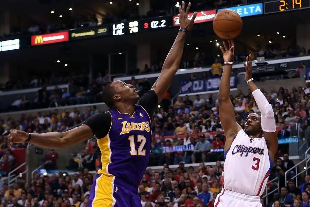 Rockets Can Focus on Dwight Howard as Chris Paul Gets His Way