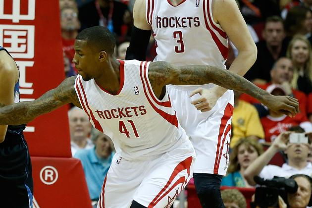 Rockets in Advanced Talks on Trade for Thomas Robinson