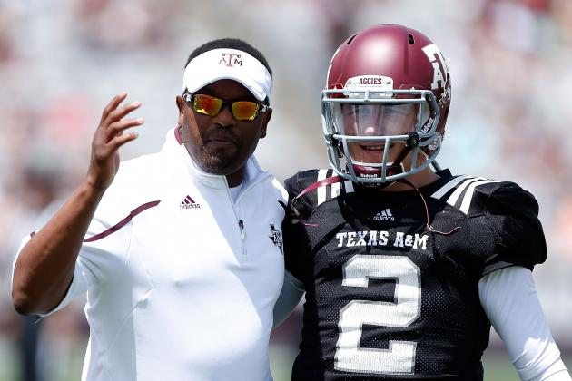 Johnny Manziel Saved from Suspension in 2012-13 After Letter from Kevin Sumlin