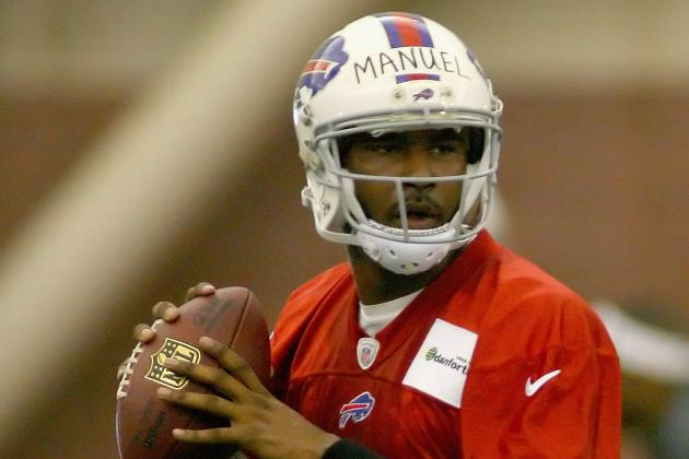 E.J. Manuel Ready for the Big Stage