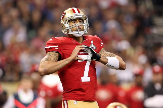 ESPN Body Issue 2013: Colin Kaepernick Among Athletes Announced for Magazine