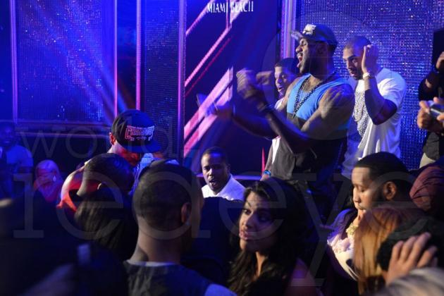 LeBron James Can't Stop Clubbing After Winning Second NBA Title