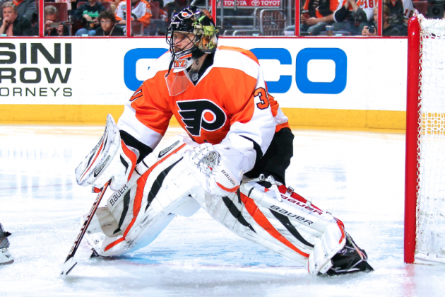 Philadelphia Flyers Buy Out Ilya Bryzgalov's Contract