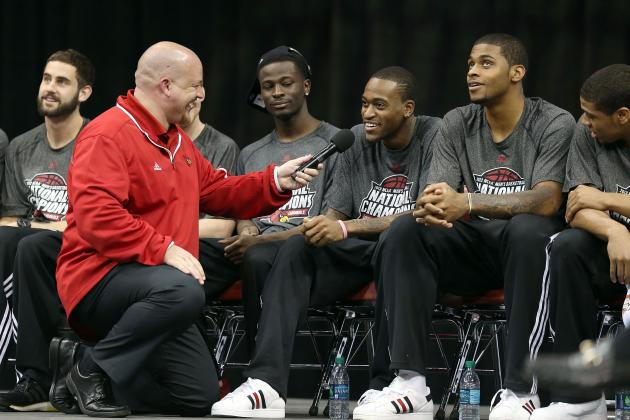The Louisville Basketball Team Will Attend the ESPYs
