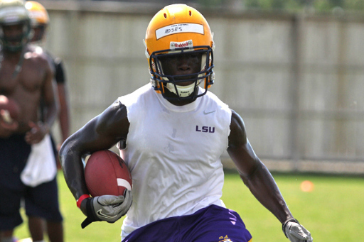 NCF: 15-Year-Old LSU Recruit