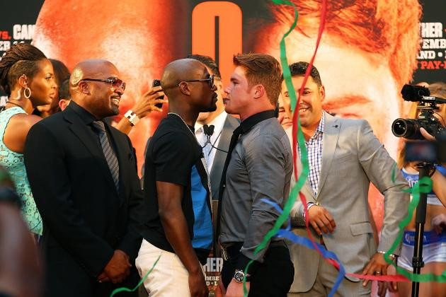 Why Canelo Alvarez Believes He's the One to Beat Floyd Mayweather