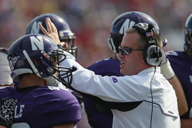 Northwestern recruiting: Pat Fitzgerald's team Big Ten, national force | SI.com