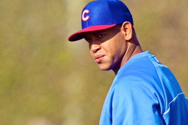 Former Chicago Cubs Closer Carlos Marmol Designated for Assignment