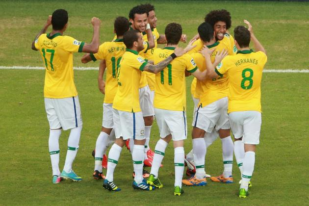 Brazil vs. Uruguay: Date, Time, Live Stream, TV Info and Preview