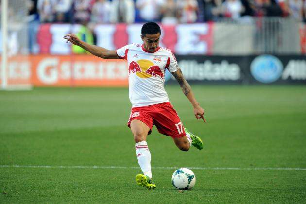 Tim Cahill Set to Rejoin Red Bulls