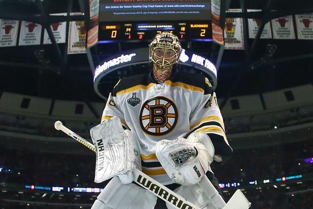 Report: Rask 'starting Point' for Deal Is 6 Yrs $39m