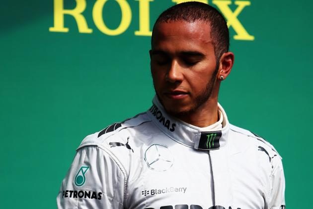 Lewis Hamilton Likens Victory of the British GP to Winning World Championship