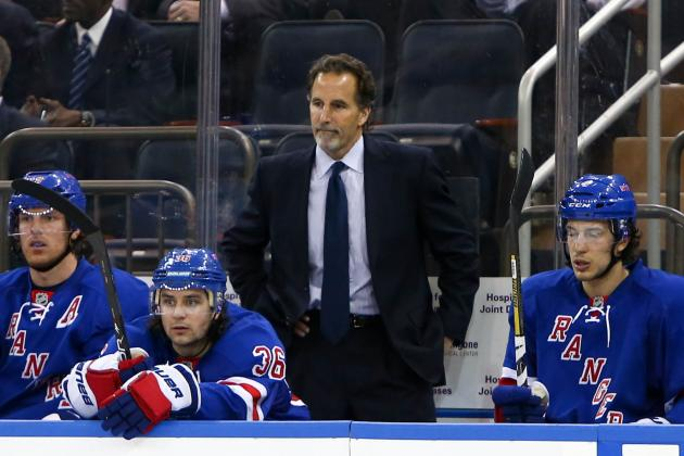 Canucks Need 'Good Cop' Assistant for 'Bad Cop' Tortorella