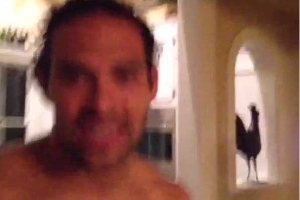 Watch: Mark Sanchez Dance Party with Lady Friend