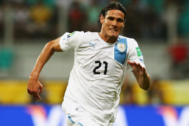 Manchester United Transfer Rumours: Edinson Cavani Would Be an Epic Signing