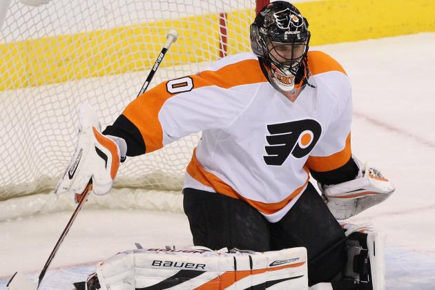 Let's Watch a Flyers Beat Writer Throw Ilya Bryzgalov Under the Bus