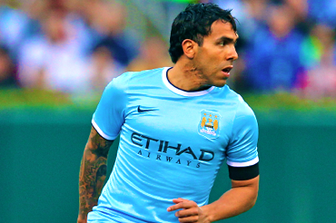Carlos Tevez Sold to Juventus for €9 Million