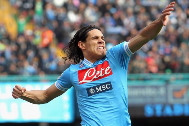 Chelsea Transfer News: Blues Need to Finalize Deal for Edinson Cavani Now