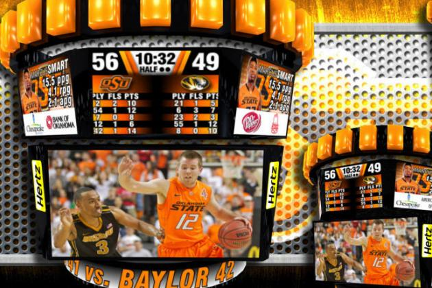 New Scoreboard Planned for Gallagher-Iba Arena