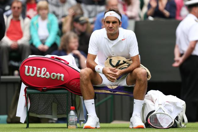 Roger Federer's Age is His Biggest Enemy at All England Club