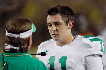 Notre Dame Football: Why Tommy Rees at Quarterback?