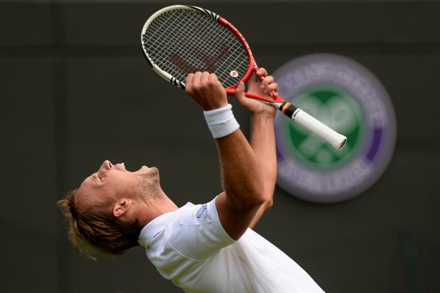 Wimbledon 2013: Little-Known Players Making Early Noise at All England Club