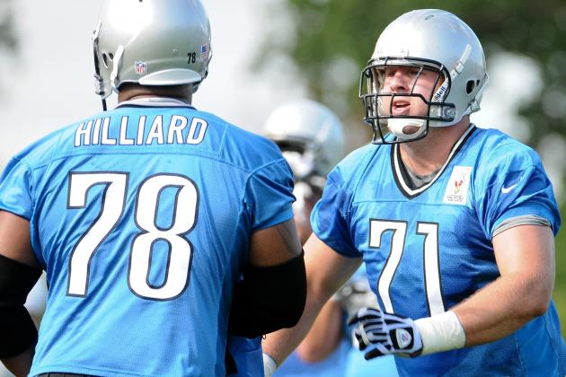 Tale of the Tape for the Detroit Lions' Biggest Question Mark Heading into Camp