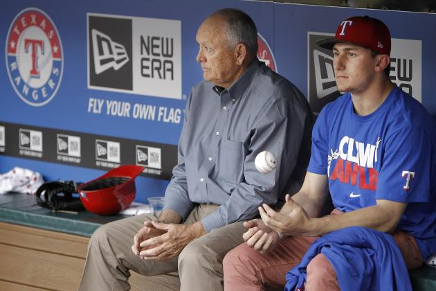 Nolan Ryan Hears 2013 Might Not Be Impacted by Biogenesis Suspensions After All