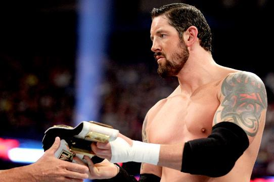 Wade Barrett: Did He Trade the Intercontinental Title for Money in the Bank?