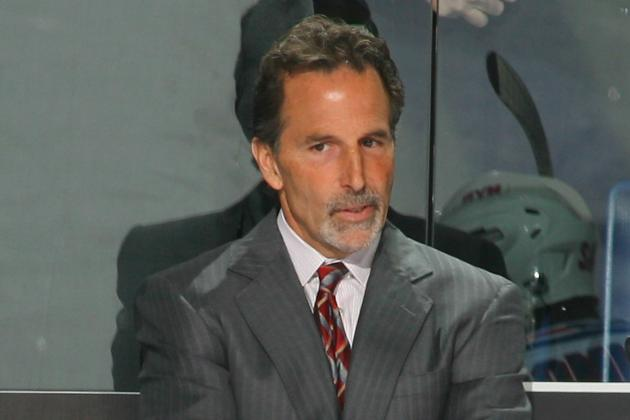 John Tortorella Refuses to Be a Good Loser