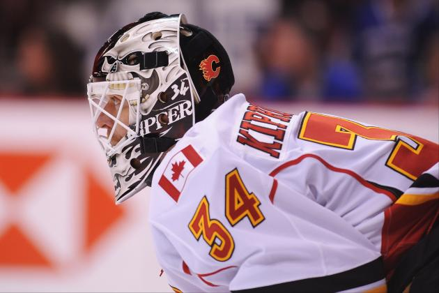 NHL Rumors: Latest Buzz on Miikka Kiprusoff, Daniel Alfredsson, Artem Anisimov
