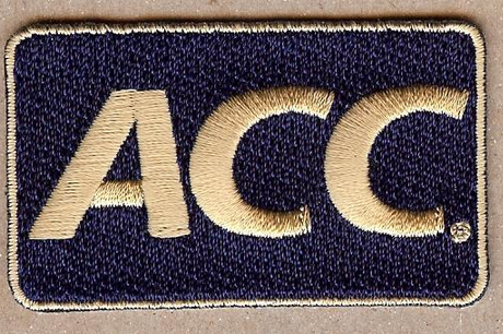 "Photo: Check out Pitt's Inaugural ""ACC"" Patches for the 2013 Football Season"