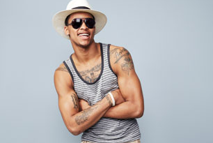 Trey Burke's Full GQ Spread Released