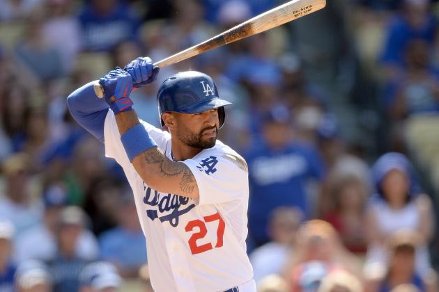 Matt Kemp Returns to Lineup