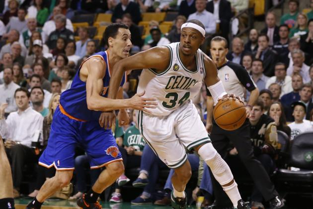 Paul Pierce Rumors: Latest Buzz on Potential Destinations for Celtics Star