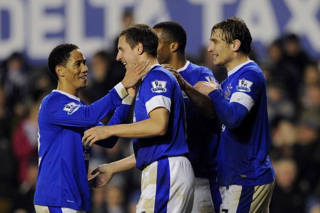 Everton FC: Why Phil Jagielka Will Be an Excellent Leader for the Toffees