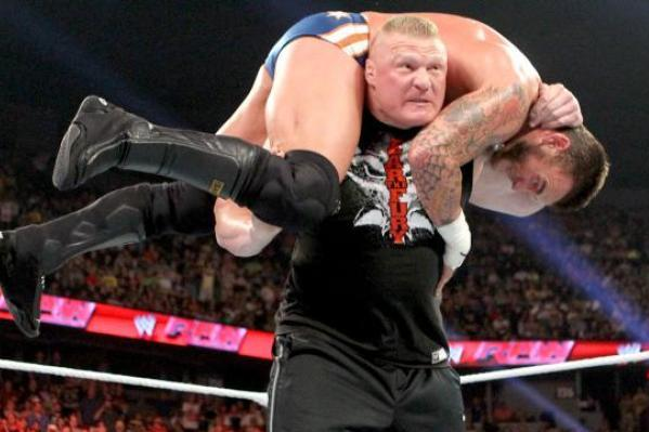 Brock Lesnar vs. CM Punk Will Be Huge for WWE