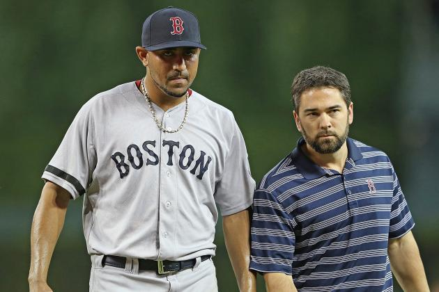 Red Sox Place Franklin Morales on 15-Day Disabled List, Call Pedro Beato Up