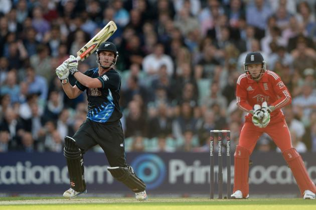 England Edged Out in Run-Fest at NatWest Twenty20